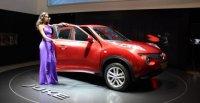 Nissan Juke: японское насекомое