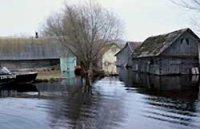 В Уварово паводок все еще грозит подтопить несколько улиц
