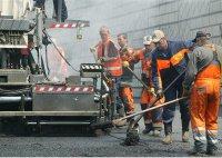 Капитальный ремонт на автодороге Тамбов - Пенза