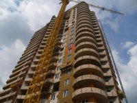 Почти 70 тыс кв метров жилых новостроек возвели за три месяца в Тамбовской области