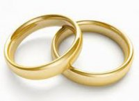 Жених едва не пропустил свадьбу из-за долгов