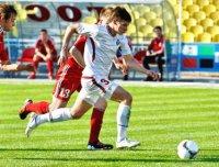 В контрольном матче ФК «Тамбов» проиграл «Металлургу» из Липецка со счетом 3:1