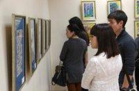 В Мичуринске открылась выставка к юбилею режиссера Юрия Марухина