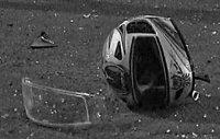 В Мичуринске юная скутеристка врезалась в автомобиль