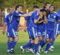 Мужская «Академия футбола» на выезде сыграет с командой «Выбор-Курбатово»