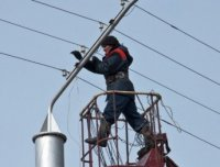 Тамбовские энергетики расчищают трассы линий электропередач от растительности