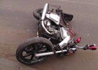 Под Тамбовом насмерть разбился мотоциклист