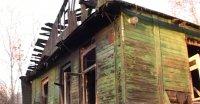 Пожары в Тамбовской области: пострадал 1 человек, гараж, машина, сарай и полдома