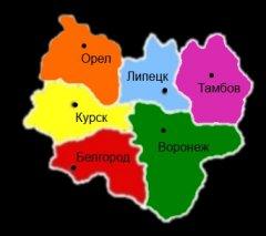 Медиарейтинг губернаторов Черноземья в 2013 году