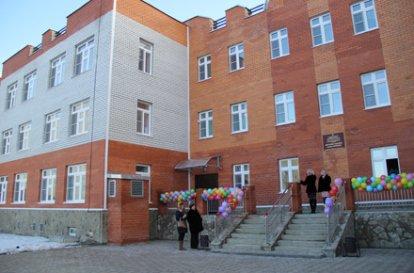 Михаил Гулевский открыл новый детский сад на 165 мест