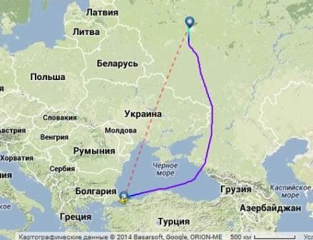 Российские авиакомпании не