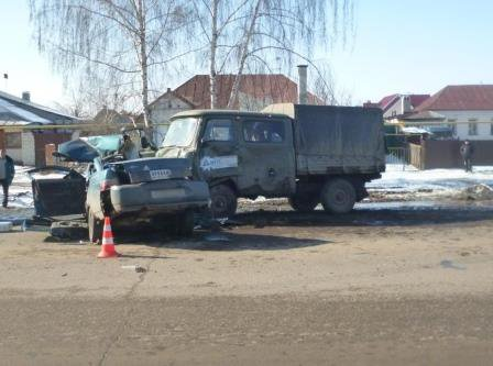 В Тамбовской области в ДТП пострадали 30 человек