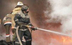 В Моршанском районе сгорела «Лада»