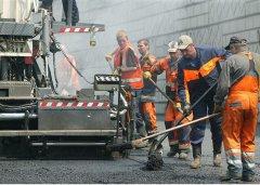В Рассказовском районе начался ремонт сельских дорог