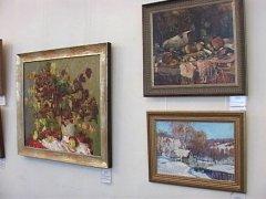 В Рассказово открывается выставка акварельных картин