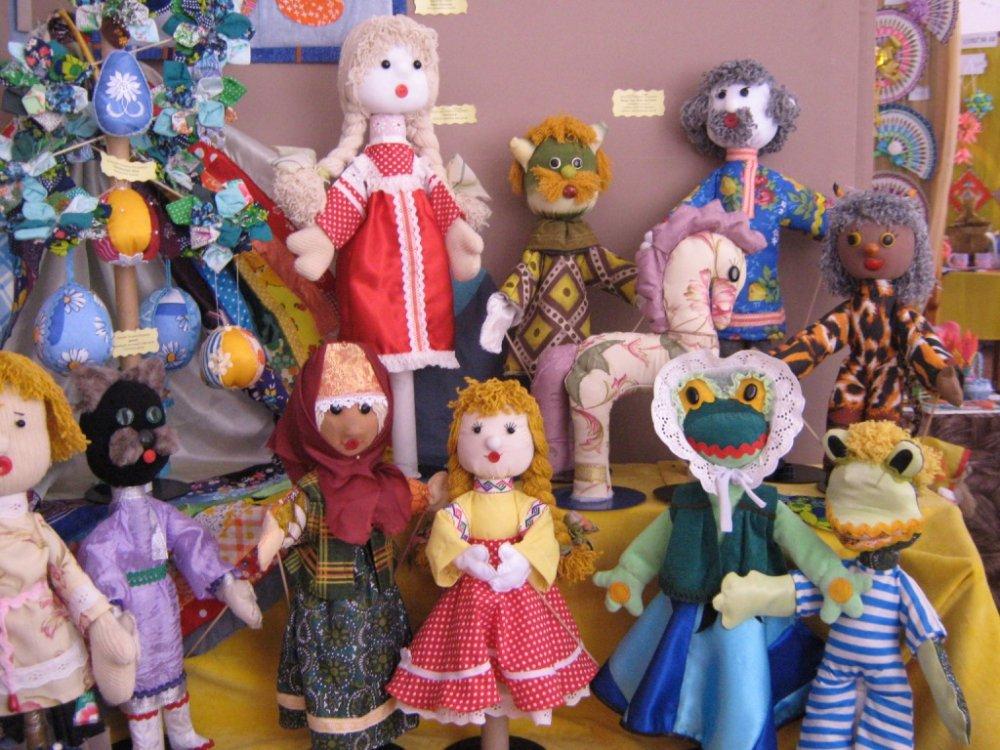 Куклы своими руками в братске