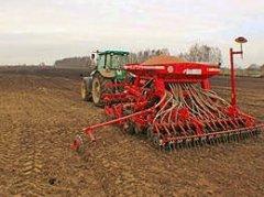 В Липецкой области посевная площадь достигнет 1,3 млн гектар