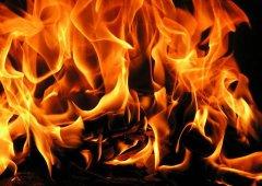 В Рассказово сгорела трикотажная фабрика
