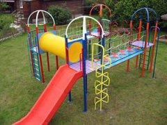 В областном центре установят новые детские игровые площадки