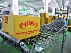 В Липецкой области возобновила работу  фабрика «Рошен»