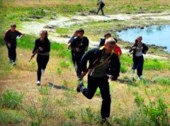 В Тамбовской области прошла военно-патриотическая игра «Славянка»
