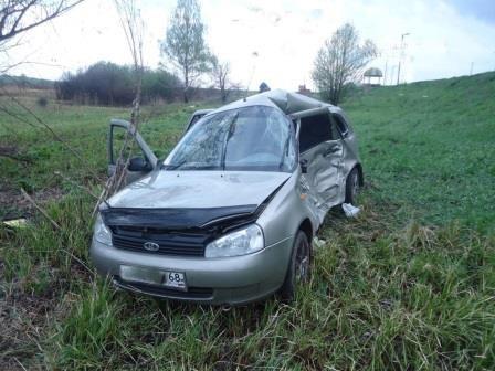На дорогах Тамбовской области за неделю произошло 25 ДТП