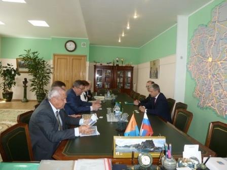 Тамбовская область продолжает сотрудничать со Сбербанком