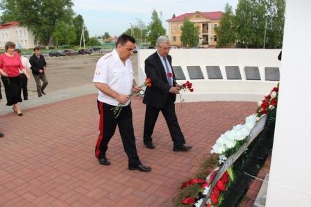 Начальник тамбовской полиции посетил Токаревский и Мордовский районы