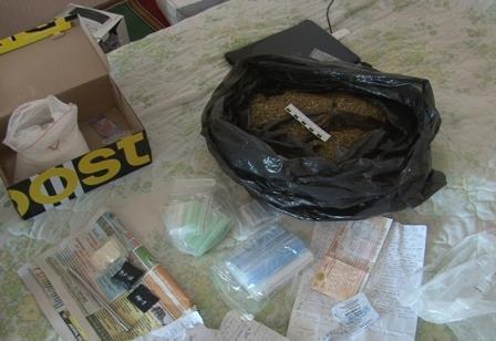 В Липецке изъяли партию наркотиков стоимостью 7 миллионов рублей