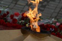 В Тамбове стартовал пеший марш, приуроченый к очередной годовщине Победы в Великой Отечественной войне