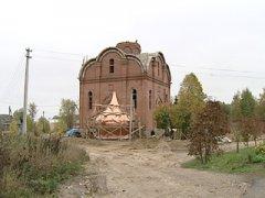 В Гавриловском районе строят храм