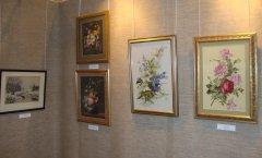 В Тамбове открылась выставка художника Павла Золотова