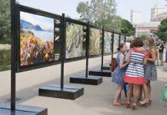 В Тамбове открывается уличная выставка