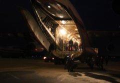 Борт МЧС доставил в Липецкую область беженцев из Украины