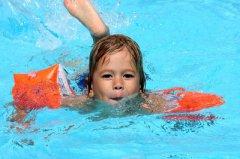 Юных тамбовчан научат плавать