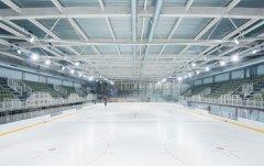 В Мичуринске открыли ледовую арену