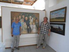 Тамбовские художники стали участниками всероссийской выставки