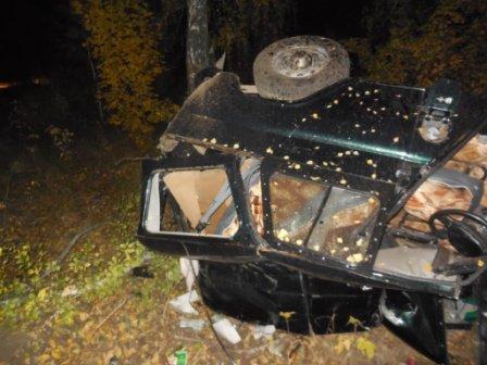 В Липецкой области погиб водитель «УАЗа» (Фото)