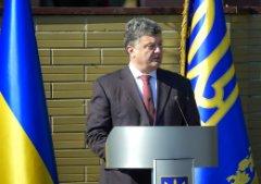 Порошенко согласился прекратить кровопролитие в Новороссии
