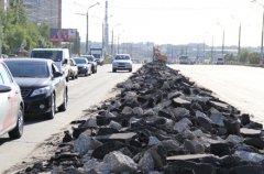В Липецке за 203 млн рублей отремонтируют улицу Московскую