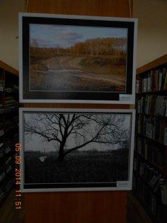 В Центральной библиотеке Мичуринска открылась выставка фотографий