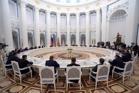 Анализ выступления Путина на встрече с победителями губернаторских выборов