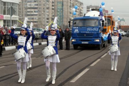 В Липецке открыли новую магистраль стоимостью 78 млн рублей