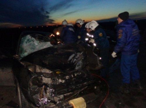 Три человека погибли в ДТП с рейсовым автобусом - НТВ