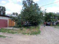 Через суд жители Рязанского проезда сумели отстоять двор