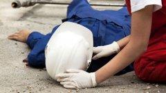 За отчетный период семь человек погибло на производстве