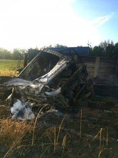 На территории Петровского района произошла еще одна страшная авария