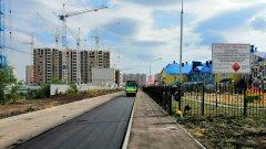 За счет областного бюджета построят 90 км тротуаров