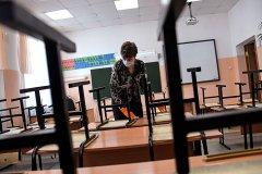 Из-за коронавируса в Тамбовской области закрывают школы