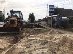 В Рассказово завершились работы первого этапа реконструкции канализационного коллектор